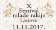 Festival mlade rakije Ljutovo
