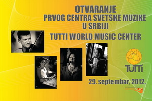 tutti world music center