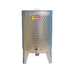 Bure za vino - Ezio inox 1000L