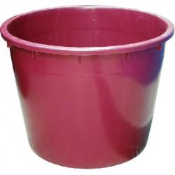 Kaca plastična - crvena 500 L