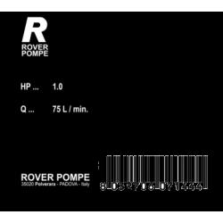 Pumpa za pretakanje Rover 30 specifikacija