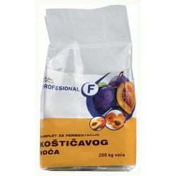 Kvasac za rakiju + hrana + enzim