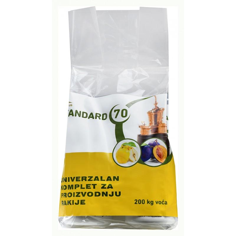 Kvasac za rakiju + hrana