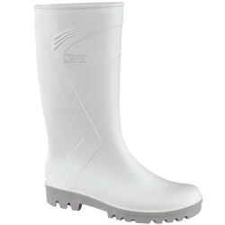 Čizme PVC nitril bele
