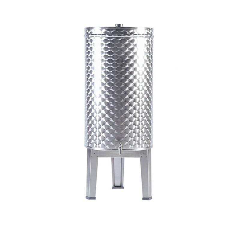 Bure za rakiju - inox 480L